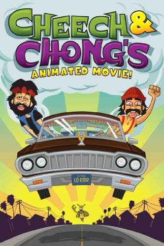 Cheech & Chong's Animated Movi Cheech & Chong's Animated Movi Blu Ray Ws R