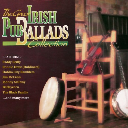 Great Irish Pub Ballads Great Irish Pub Ballads