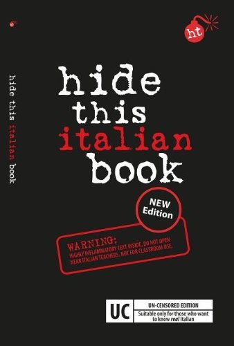 Apa Publications Hide This Italian Book 0002 Edition;