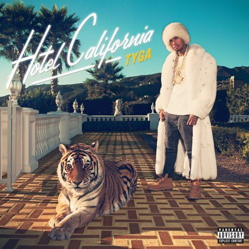 Tyga Hotel California Explicit Version Deluxe Ed.