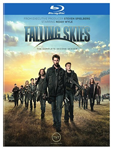 Falling Skies Season 2 Blu Ray Nr 3 DVD