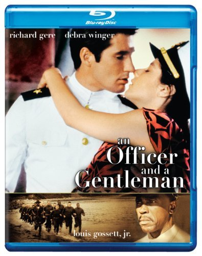 Officer & A Gentleman Gere Winger Keith Blu Ray Ws Pg