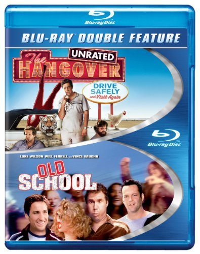 Hangover Old School Double Feature Blu Ray Ws Nr