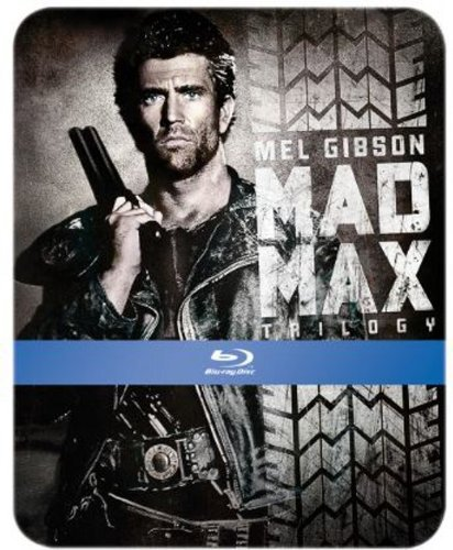 Mad Max Complete Trilogy Blu Ray Ws Nr