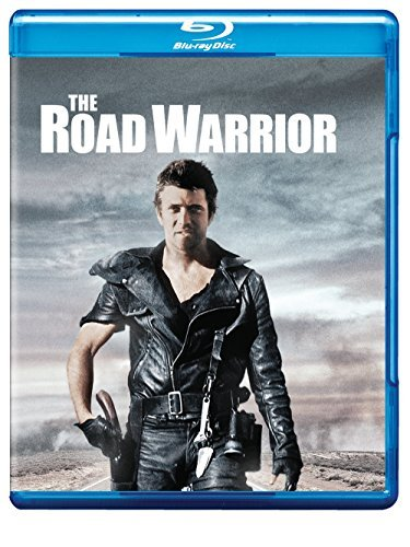 Mad Max Road Warrior Gibson Mel Blu Ray Nr