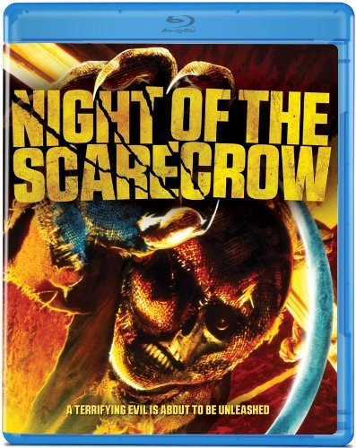 Night Of The Scarecrow (1995) Root Glover Lockwood Blu Ray Ws R
