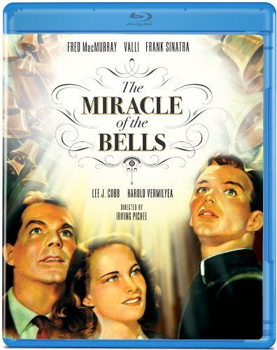 Miracle Of The Bells (1948) Macmurray Valli Sinatra Blu Ray Ws Nr