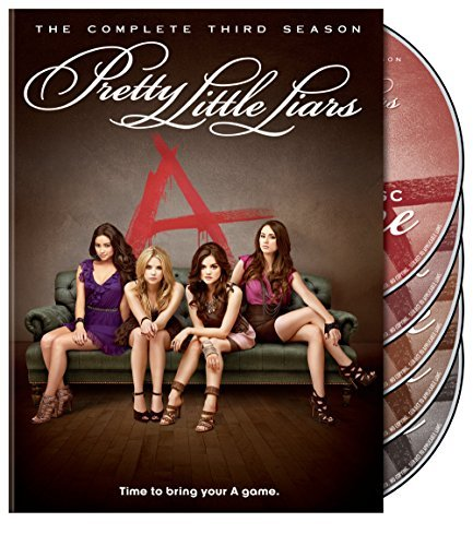 Pretty Little Liars Season 3 DVD Nr 5 DVD
