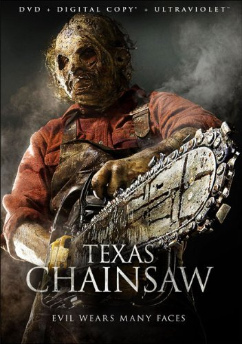 Texas Chainsaw (2013) Daddario Yeager Songz DVD R