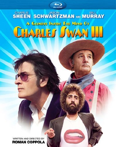 Glimpse Inside The Mind Of Cha Sheen Schwartzman Murray Blu Ray Ws R
