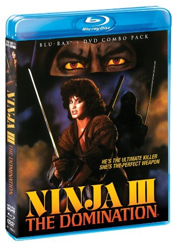Ninja Iii The Domination Kosugi Dickey Incl. DVD
