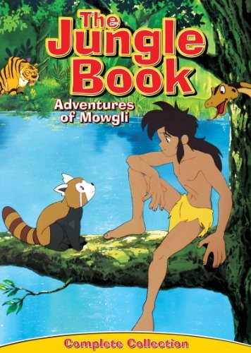 Jungle Book Adventures Of Mowgli Complete Collection Ff Nr 6 DVD