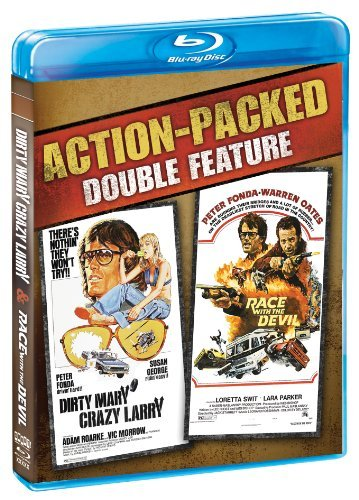Dirty Mary Crazy Larry Race With The Devil Double Feature Blu Ray Ws Pg
