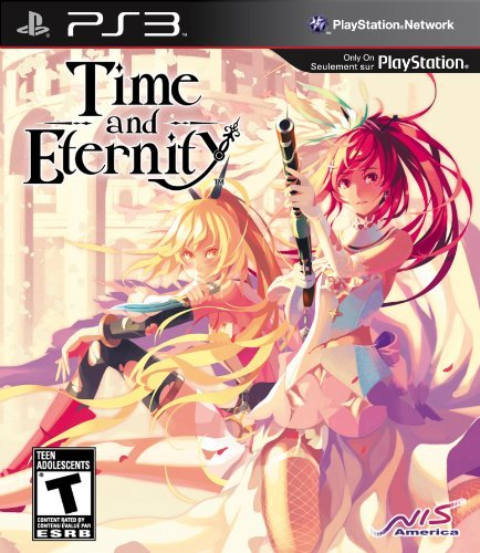 Ps3 Time & Eternity Atlus U.S.A. Inc. T