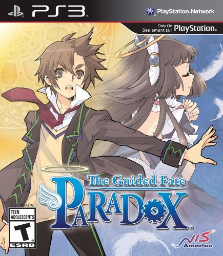 Ps3 Guided Fate Paradox Atlus U.S.A. Inc.