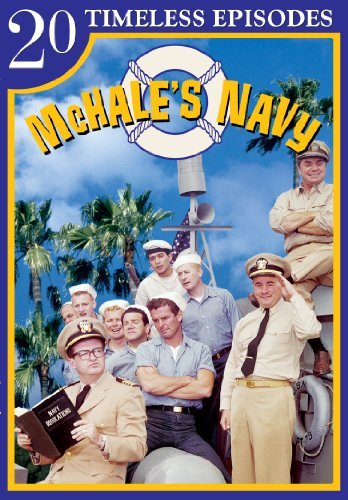 Mchale's Navy 20 Timeless Episodes Borgnine Conway Flynn Nr 2 DVD Ff