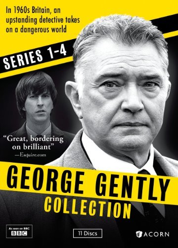 George Gently Series 1 4 DVD Nr