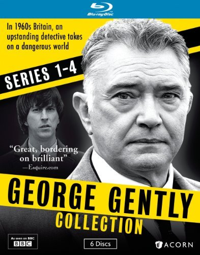 George Gently Series 1 4 Blu Ray Nr Ws
