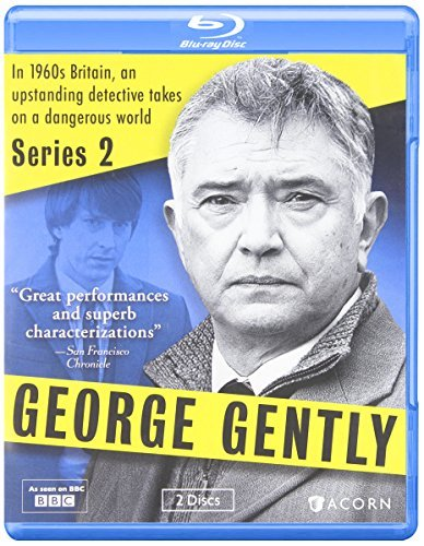 George Gently Series 2 Blu Ray Nr Ws