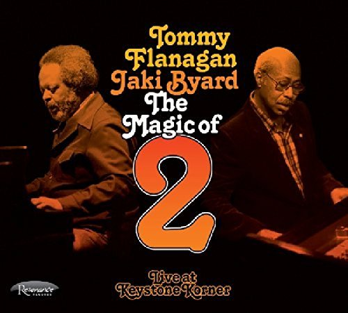 Tommy & Jaki Byard Flanagan Magic Of 2 Live At Keystone K Digipak