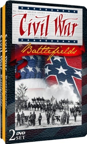 Civil War Battlefields Civil War Battlefields Ff Nr 2 DVD
