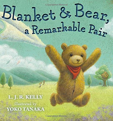 L. J. R. Kelly Blanket & Bear A Remarkable Pair