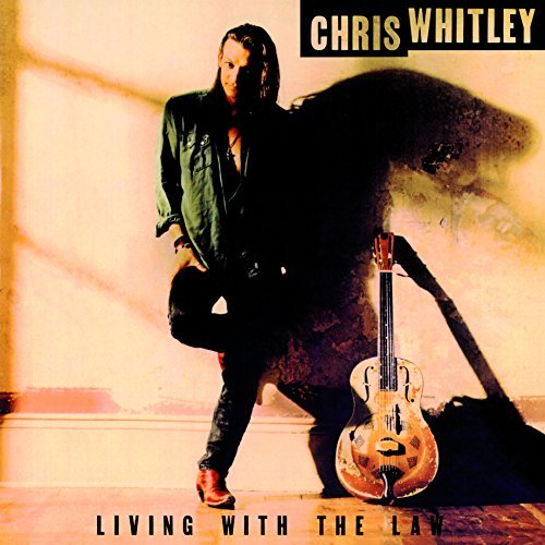 Chris Whitley Living With The Law Import Eu