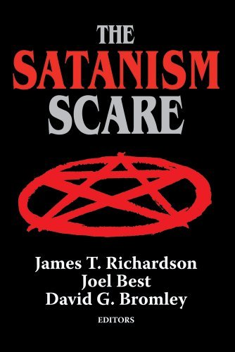 David G. Bromley The Satanism Scare