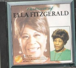 Fitzgerald Ella Portrait The Best Of Ella Fitzgerald