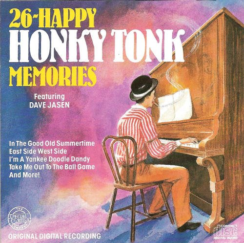 Jasen Dave 26 Happy Honky Tonk Memories