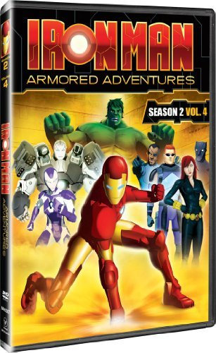 Iron Man Armored Adventuers Vol. 4 Season 2 Ws Nr