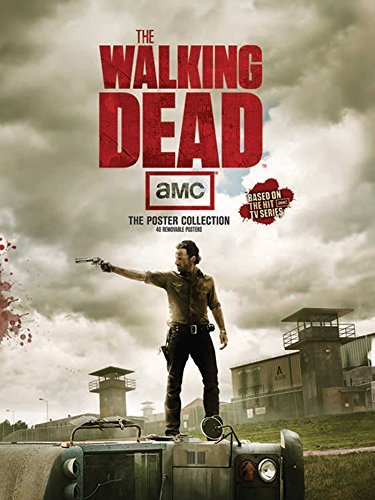 Insight Editions Walking Dead The The Poster Collection