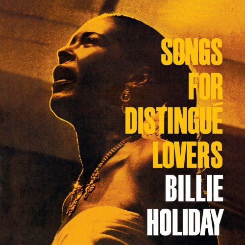 Billie Holiday Songs For Distingue Lovers Import Esp 2 On 1