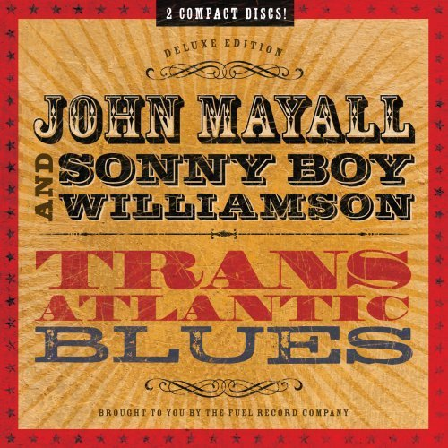 John & Sonny Boy Willia Mayall Transatlantic Blues 2 CD