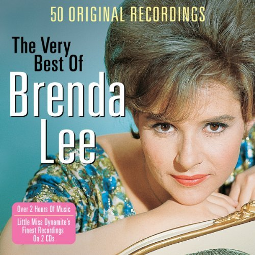 Brenda Lee Very Best Of Import Gbr 2 CD