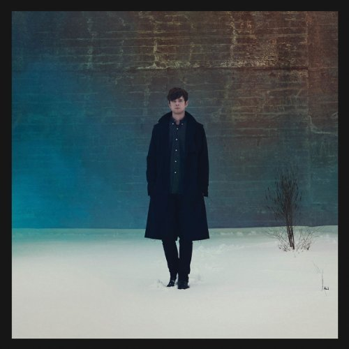 James Blake Overgrown 2 Lp