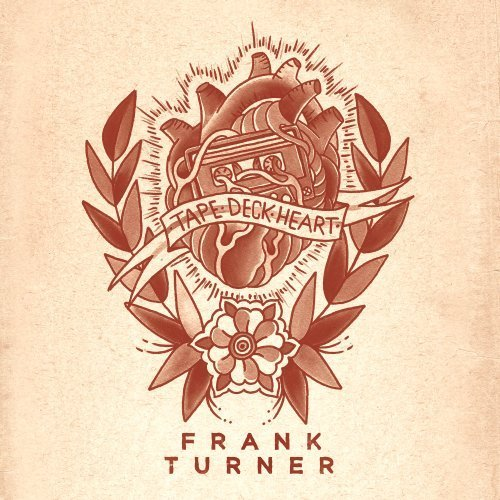Frank Turner Tape Deck Heart Explicit Version Deluxe Ed.