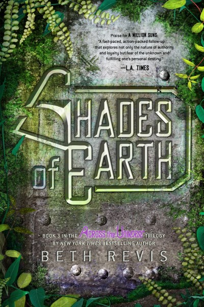 Beth Revis Shades Of Earth