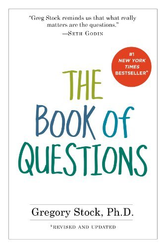 Gregory Stock The Book Of Questions Revised And Updated Revised