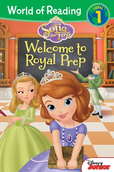 Lisa Ann Marsoli Sofia The First Welcome To Royal Prep