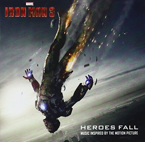 Various Artists Iron Man 3 Heroes Fall