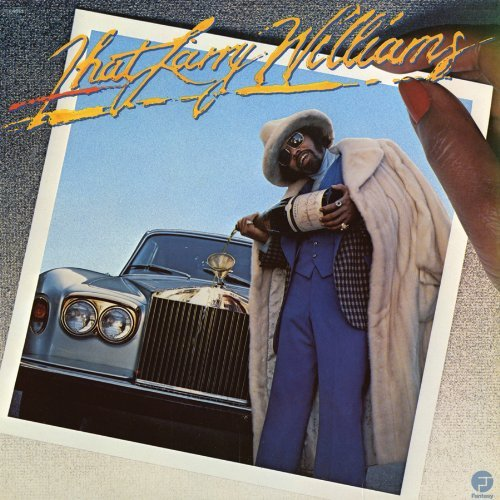 Larry Williams That Larry Williams