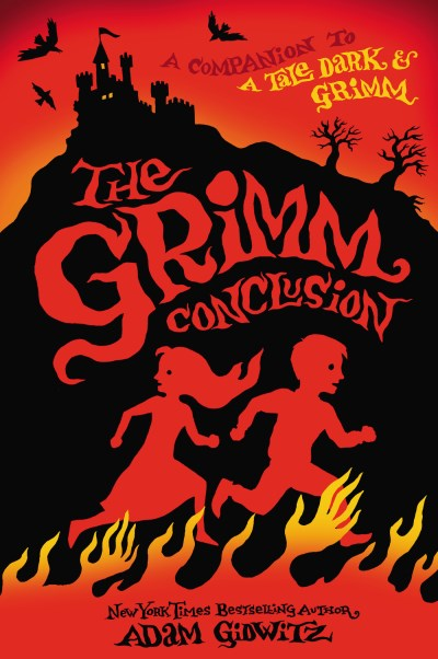 Adam Gidwitz The Grimm Conclusion