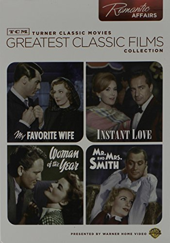 Romantic Affairs Tmc Greatest Classic Films Nr 4 DVD