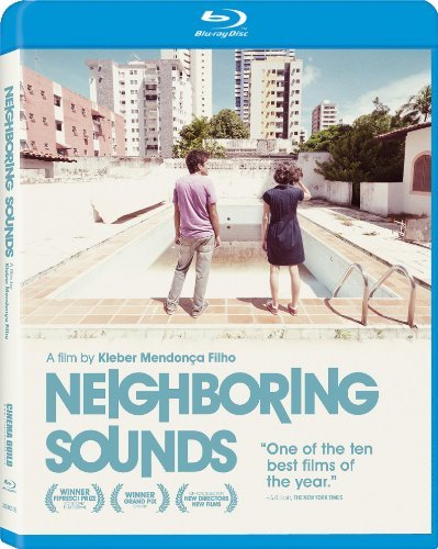 Neighboring Sounds Neighboring Sounds Blu Ray Ws Nr