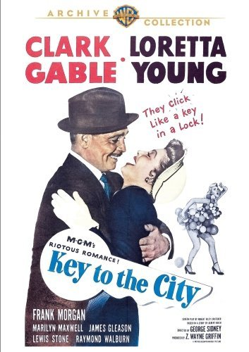Key To The City Gable Young Morgan Maxwell Gle Made On Demand Nr