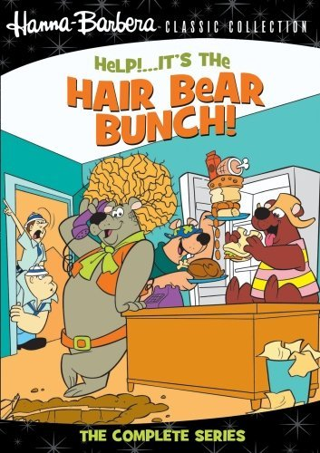 Help! It's The Hair Bear Bunch Help! It's The Hair Bear Bunch Made On Demand Nr