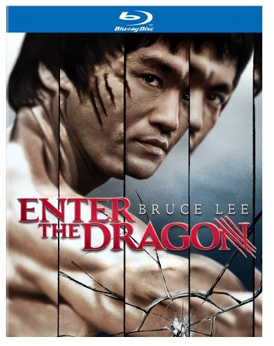 Enter The Dragon Lee Bruce Blu Ray Ws 40th Anniv. Ed Nr Incl. Patch Cards
