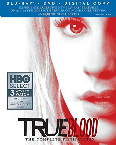 True Blood Season 5 Blu Ray DVD Dc Nr