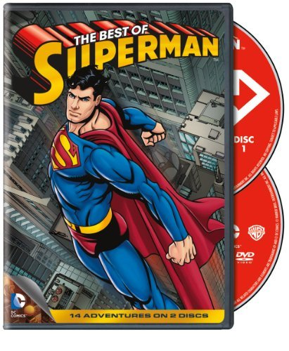 Superman Best Of Superman Nr 2 DVD